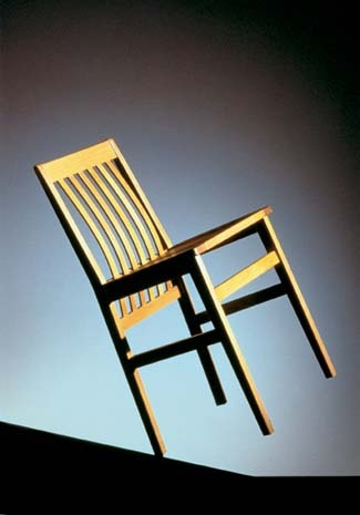 '80 Aldo Rossi Milano chair for Molteni