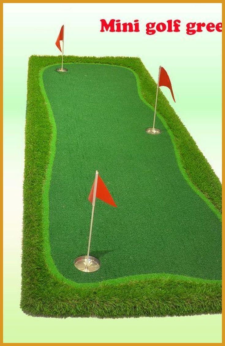 1x3m indoor outdoor mini golf putting green turf