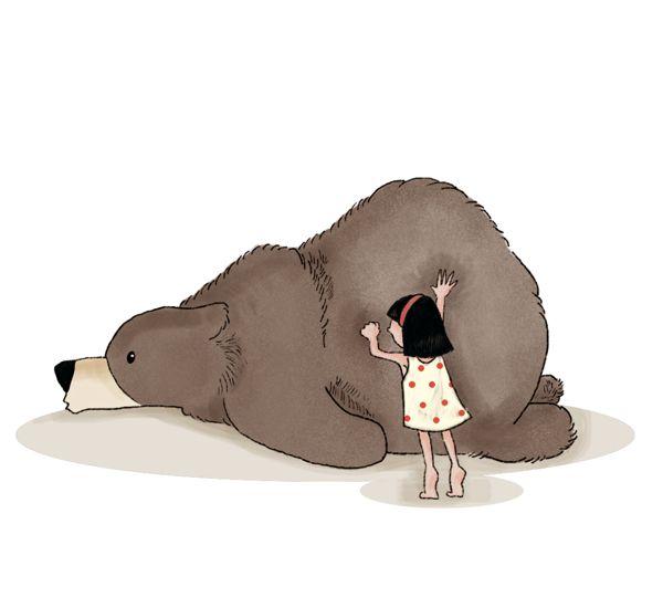 Unbearable via Behance