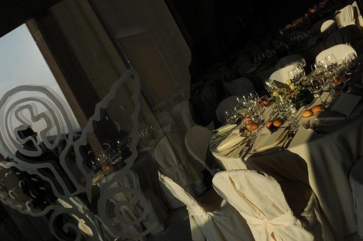 Barbariccia ha preparato la Sala Navata @CastleOfAngels, allestimento pronto per un Matrimonio da Favola... #Barbariccia #Restaurant #Banqueting #Door #Banchetto #Nozze #Matrimonio #Favola