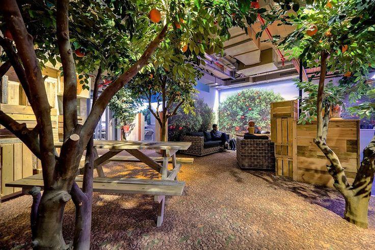 google office in tel aviv by camenzind evolution
