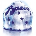 A chocolate kiss from Italia. Un bacio!