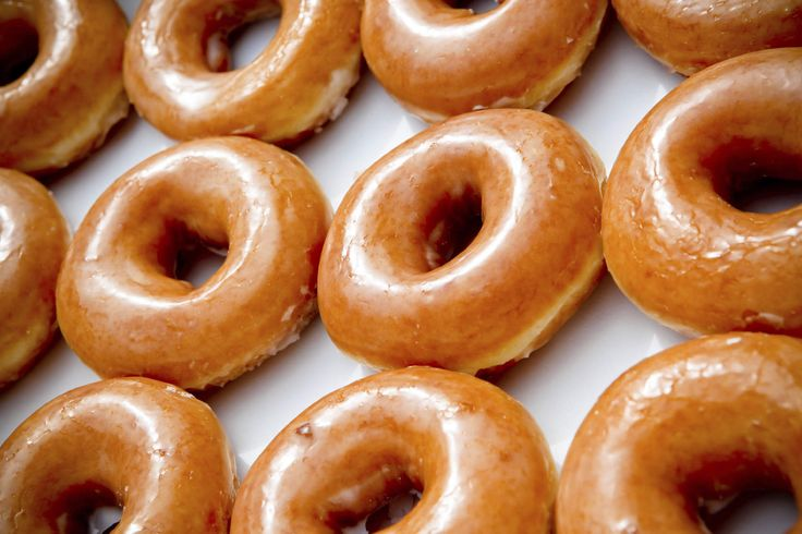 Get A Dozen Donuts For 78 Cents At Krispy Kreme