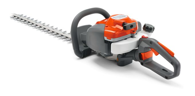 Husqvarna 122HD60 is a low noise and light weight hedge trimmer for domestic use with easy to use functions such as Smart Start® and adjustable rear handle.