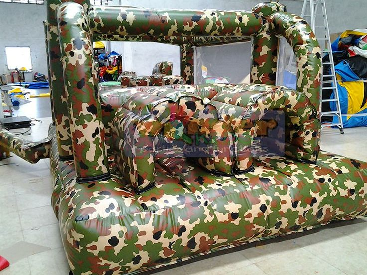 Army Jumping Castle  http://www.wonder-parties.co.za/