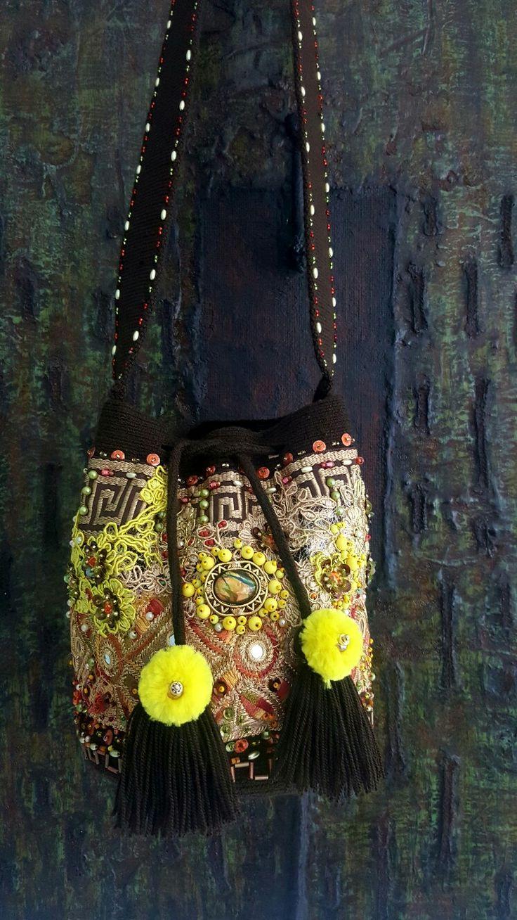 Mini Wayuu Luxury MISS G