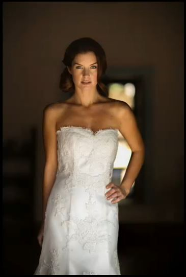 another by Chris Orwig  beautiful bride