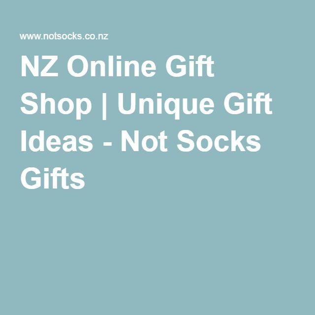 NZ Online Gift Shop | Unique Gift Ideas - Not Socks Gifts