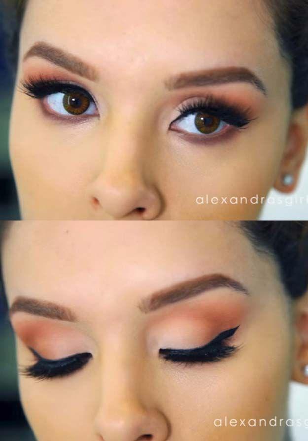 Applying Eyeshadow Tutorials: 396 Best Makeup Ideas Step By Step Images On Pinterest