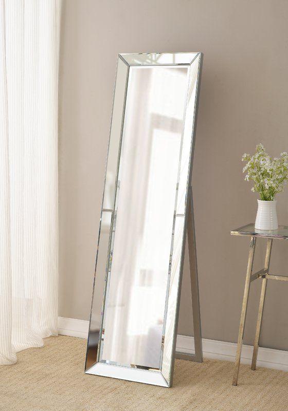 Vestavia Beveled Full Length Mirror