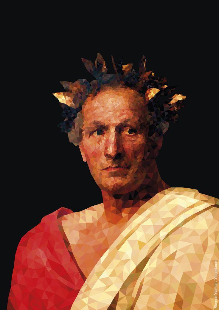 Julius Caesar_Yianart.com