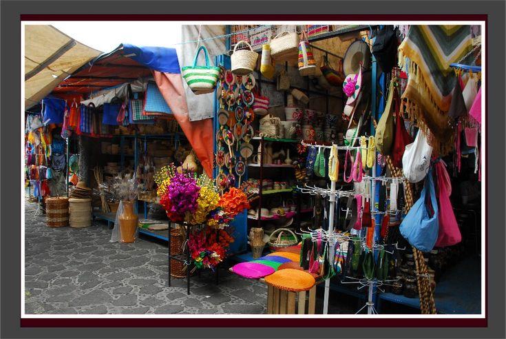 Tepoztlan Market: Photo by Photographer Salvador Penaloza