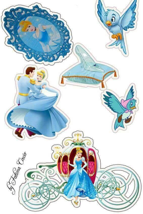 Pin De Lucrecia Flores Em Disney Com Imagens Bolo Da Cinderela