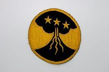 Authentic WWII U.S. Army 1st Filipino Regiment Shoulder Insignia Patch
