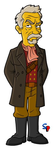 Doctor Who's mysterious (John Hurt) Doctor