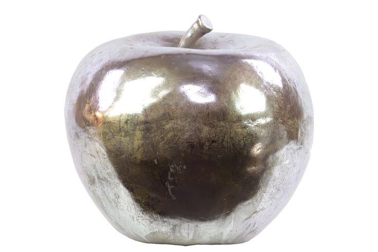 Fiberstone Apple Chrome Silver