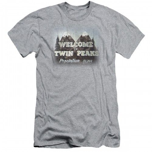 Twin Peaks Welcome To Twin Peaks T-Shirt