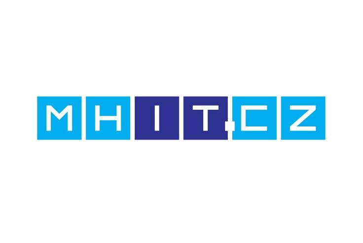Logotype of MHIT Pilsen.