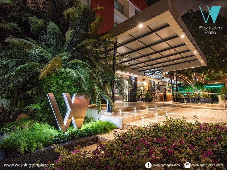 Disfruta con estilo la alegría del Caribe colombiano en el Washington Plaza Hotel, nuestro diseño único y ubicación te harán vivir una experiencia mágica en Barranquilla http://bit.ly/2gbXEhD