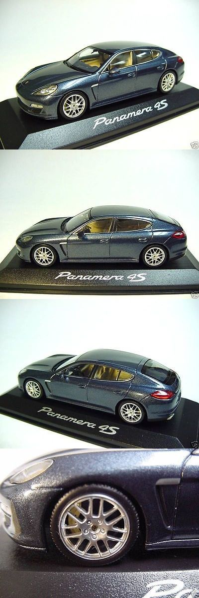 Contemporary Manufacture 180506: 2009 Porsche Panamera 4S Blue Metallic1:43 Car Minichamps~Collectible~New~Gift -> BUY IT NOW ONLY: $49.99 on eBay!