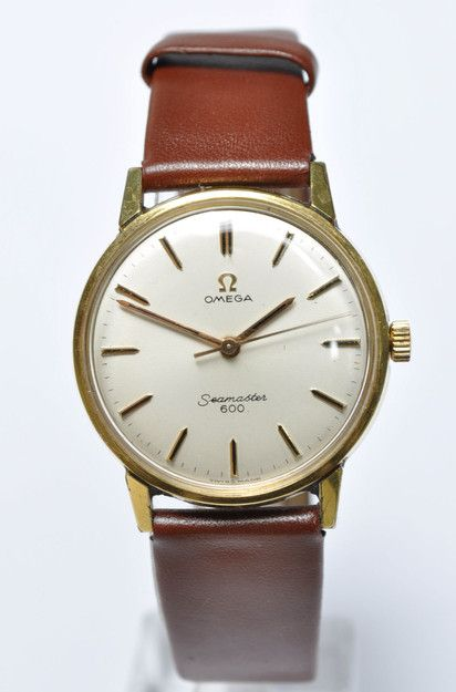 Omega - Omega Seamaster by Omega for Sale at Deconet ($200-500) - Svpply