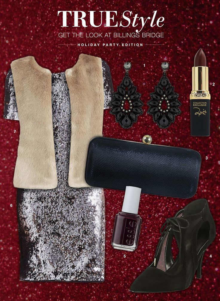 Enter the #holiday season in style with these fabulous outfit ideas I hand picked for YOU! ;)  PS. Click the link and enter our weekly BB Insider #giveaway! A free gift card could be all yours! #Contest closes December 13th at midnight!  #GoBillings #HolidaySeason #GetTheLook #OttCity