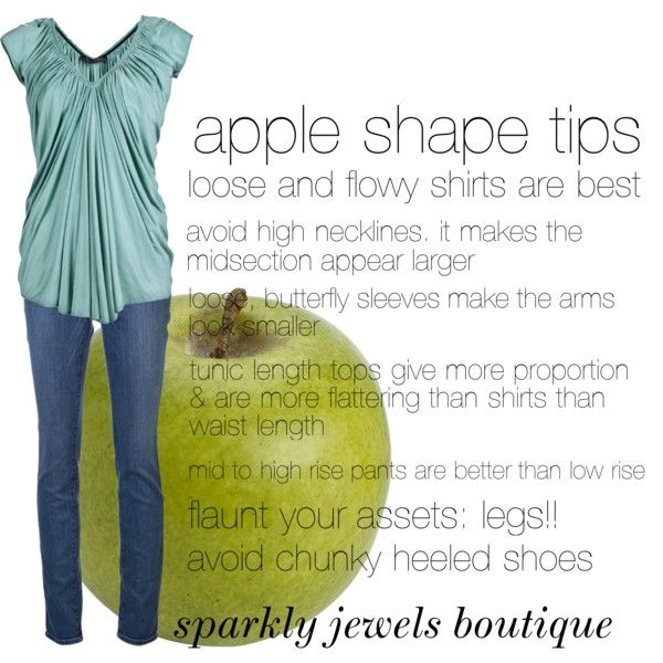 apple shape tips by rachaelpainter on Polyvore