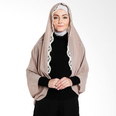 AK BY ARTKEA Bolero kerudung renda BB 546 Hijab