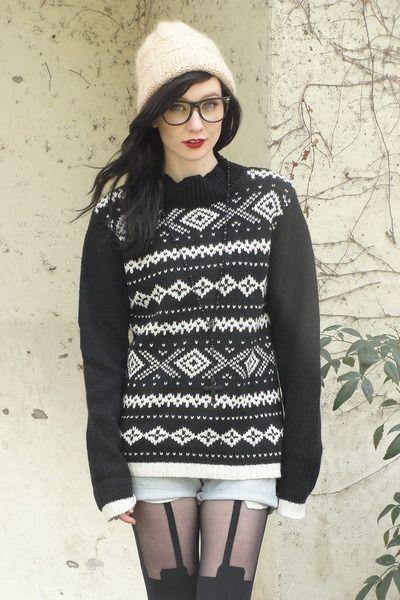 Sweater Vintage 78