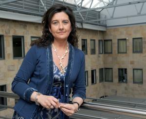 Begoña Hernández, viceconsejera de Política Económica de la Junta de Castilla y León.