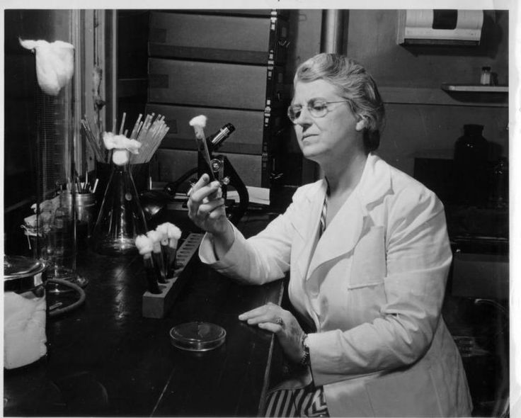 How 2 women scientists, helped by Grand Rapids, created whooping cough vaccine | MLive.com