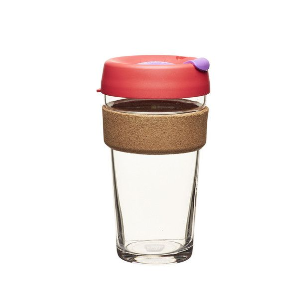 KeepCup Brew LE Cork Sumac L (454 ml)