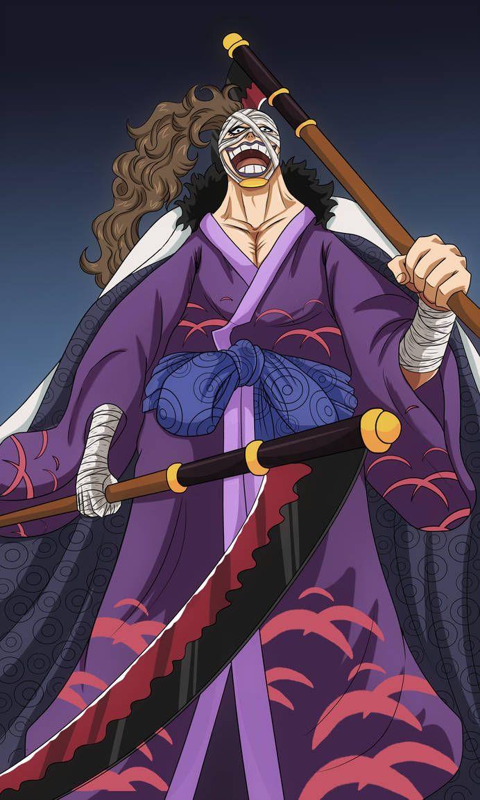 kamazou the assasin one piece ch 937 by bryanfavr manga anime one piece one piece manga one piece series