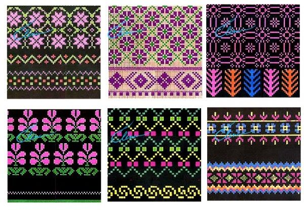 TRADITIONAL LATVIAN PATTERNS12