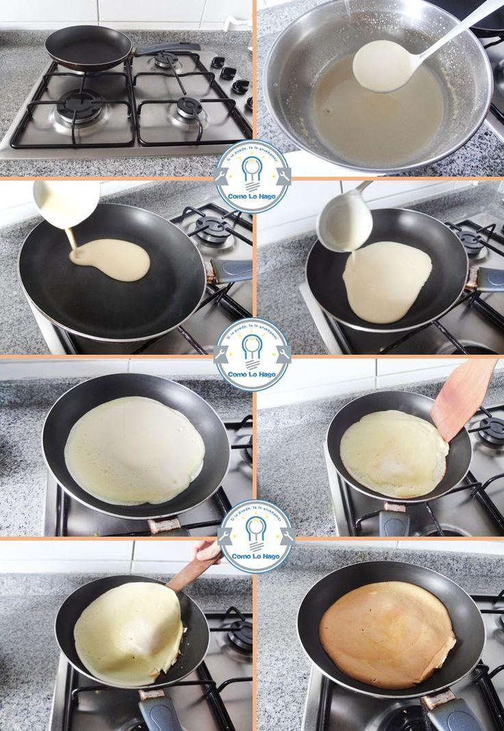 La misión de hoy es bastante clara: Aprenderemos como hacer panqueques, o panqueques con manjar(¿Nos creerían que es la misma receta? :O).Como siempre veremos la receta paso a paso, desde…