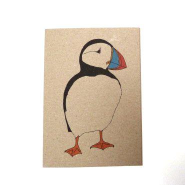 puffin+card
