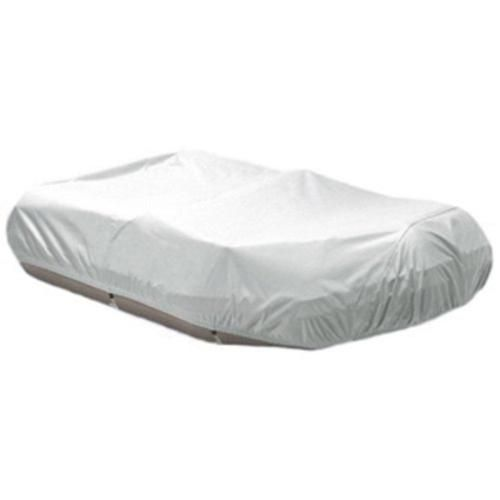 Dallas Manufacturing Co. Polyester Inflatable Boat Cover D - Fits Up to 126, Beam to 74
