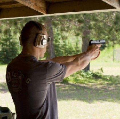 Shoot a gun   Theitchlist.com