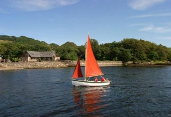 Lochside Houses  - Kilmelford, by Oban, Argyll and Bute - Walking holiday