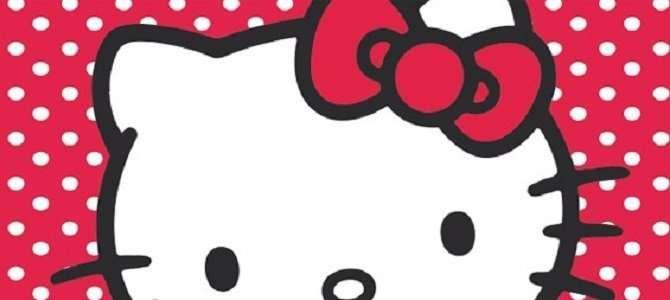 Hello Kitty este preferata? Hai la scoala cu Hello Kitty!