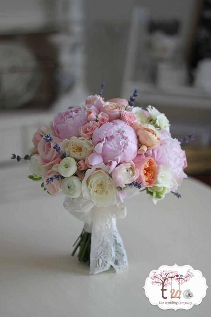 Buchet bujori/pink peony bouquet
