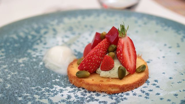 Michelin stars are announced in France today, and we are pleased to have a new michelin star restaurant in normandy