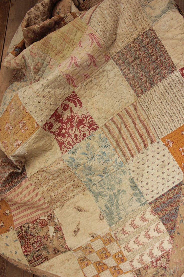 A brief essay on dating quilts