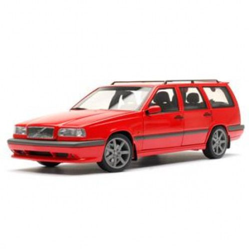 Red Volvo Station Wagon I Want To Drain The Oil Out Of One