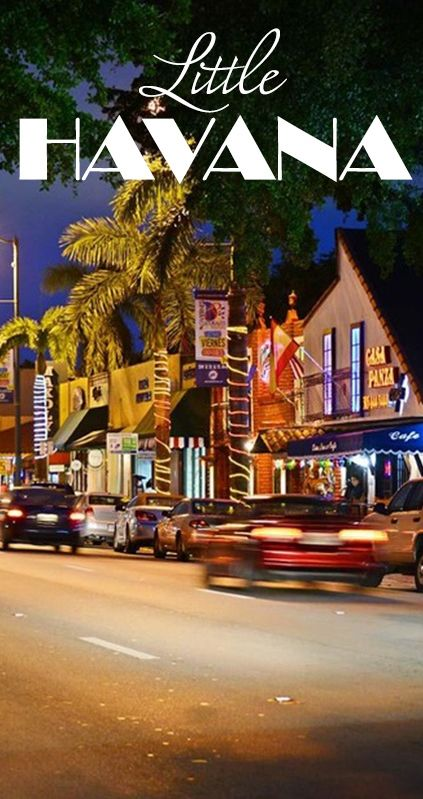 10 Hours in Miami: Lose Yourself in Little Havana. Click this pin for travel tips. | Frontgate Blog