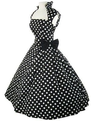 Really. Really. Really. Want this. Retro 50s swing dresses are ADORABLE! D: $99