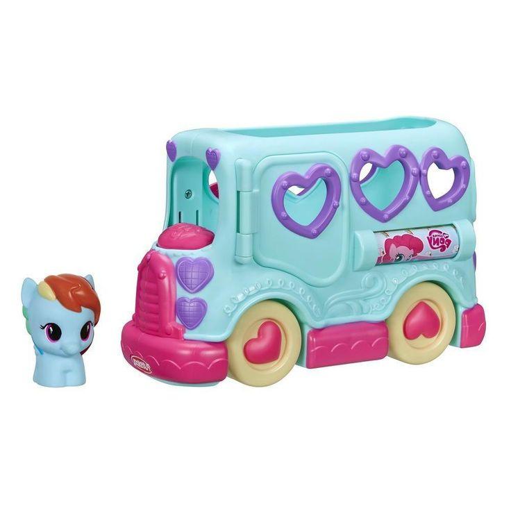 Hasbro Hasbro, Playskool My Little Pony Автобус Пинки Пай