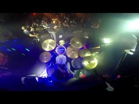 #DrumSolo  #Gopro - first camera from last concert Branislav Jurnecka (Death band) - YouTube