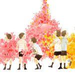 Beautiful! by Rie Nakajima: Nakajima 中島梨絵, Bookmarks 8148523, Art Ilustr, Japan Http Nakajimari Com, Visual Bookmarks, Http Nakajimari Com Coler Html, Nakaji Marie1, Ried Nakajima, Comic Illustrations