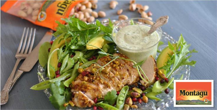 Calling all #Foodies! This delicious #pistachio #chicken #recipe is so #easy to prepare, and will blow your guests away at your next #dinner party.  http://bit.ly/1STmsDh